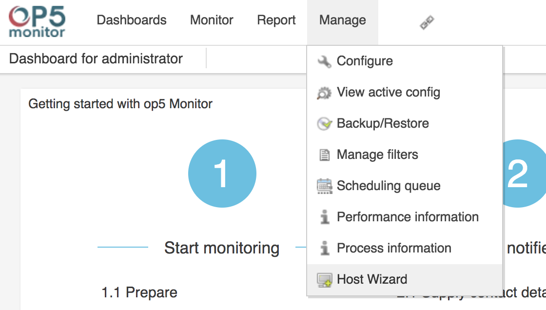 Installing OP5 Monitor and Getting Started – Support - ITRS